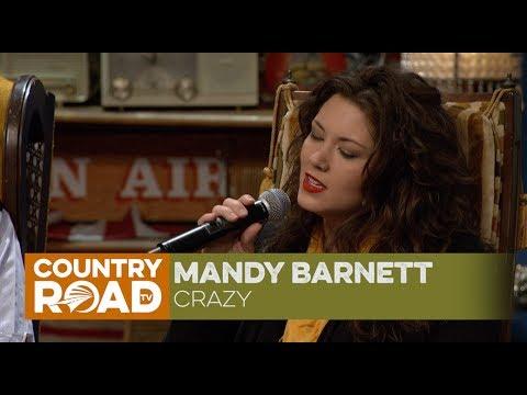 "Mandy Barnett sings ""Crazy"""
