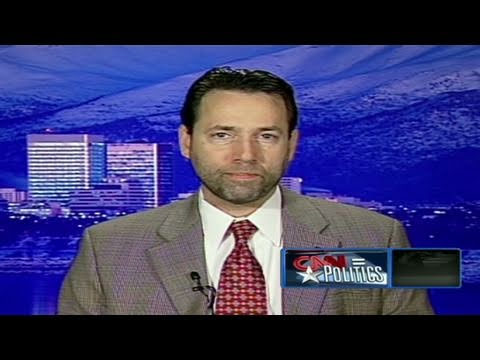 CNN: Joe Miller on Alaska politics, Tea Party