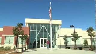 Allan Hancock College's Public Safety Training Complex