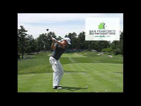 Zach Johnson US Open 2011 Slow Motion Golf Swing