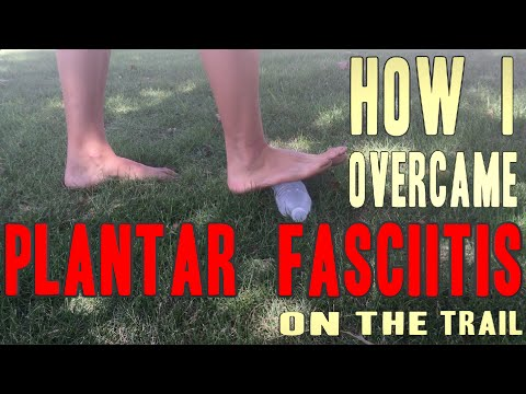 How I Overcame Plantar Fasciitis on the Trail