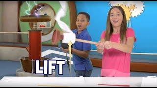 Educational - Bernoulli Strips - Science Fair