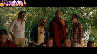Возвращение Монаха ... отрывок из фильма (Мальчишник 2: Из Вегаса в Бангкок/The Hangover Part 2)2011
