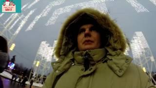 Смотреть видео Куда сходить на новогодние праздники в Москве онлайн