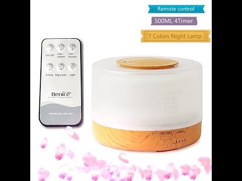 best-2017-model-air-aroma-diffuser-eivotor-mist-humidifier-500ml-remote-control,-multi-color