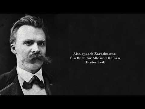 Friedrich Nietzsche: Also Sprach Zarathustra (Hörbuch) [Erster Teil]