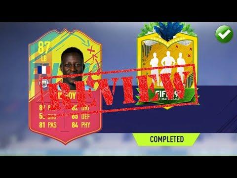 FIFA 19 PLAYER REVIEW | 87 CARNIBALL BENJAMIN MENDY | IS HE WORTH IT? thumbnail