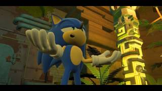 Sonic Forces - Infinite.