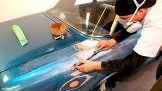 How To: Paint Your Car The Right Way