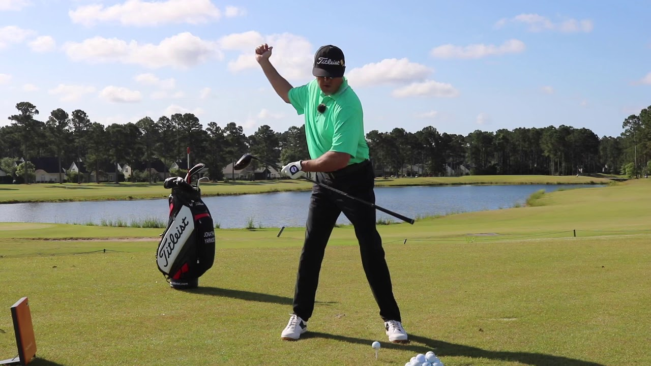 Titleist Tips: Whip It for More Driver Speed
