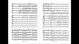 Brahms: Hungarian Dance No. 5 (with Score)