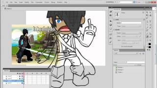 AQWorlds - Character CHIBI Drawing