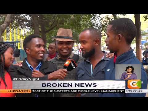 BROKEN NEWS |Kenya's new currency