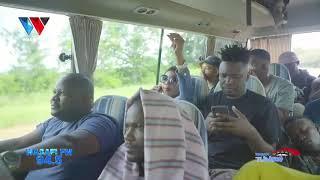 Wasafi ndani ya arusha na wimbo wa mbosso na susumira wakiwa njiani