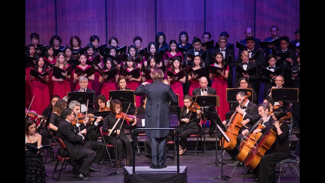 Los Angeles Virtuosi Orchestra 2018/19 Holiday Newsletter