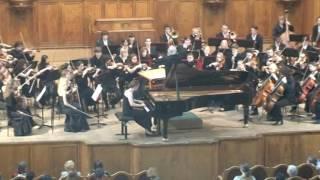 Prokofiev Concerto no 2 - 4th movement