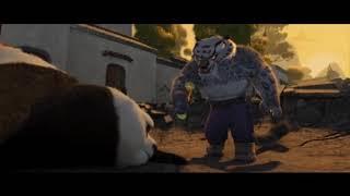 Финальный отрывок, По против Тай Лунга (Кунг Фу Панда/Kung Fu Panda)2008
