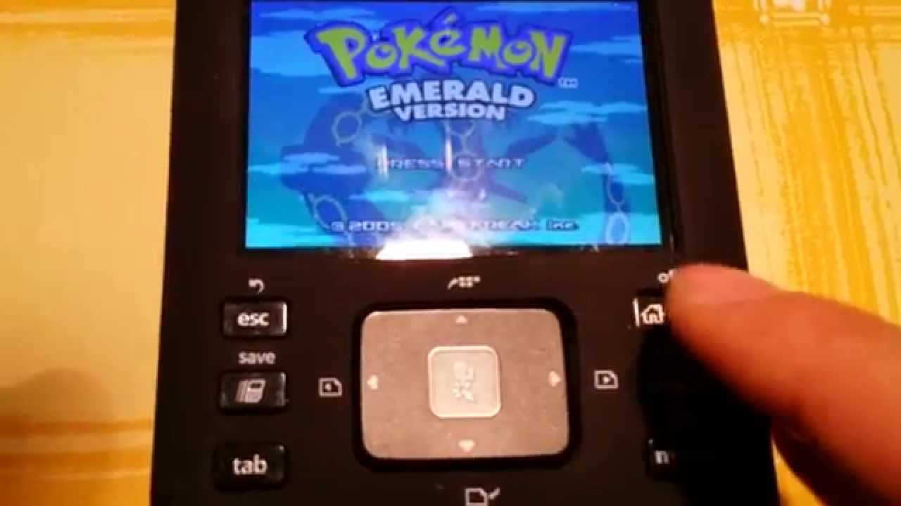 ti nspire cx cas pokemon