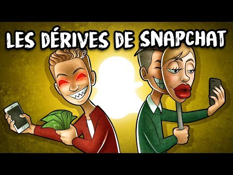 #LMPC8 - Les dérives de SNAPCHAT (Arnaque, Fake...)
