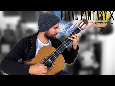 FINAL FANTASY X: To Zanarkand - Classical Guitar Cover (BeyondTheGuitar)