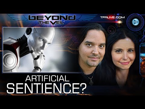 Is Artificial Intelligence Sentient ? - Beyond The Veil Livestream