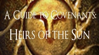 Dark Souls 2 - A Guide to Covenants: Heirs of the Sun