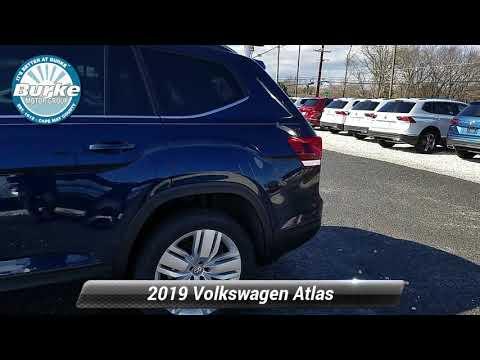New 2019 Volkswagen Atlas 3.6L V6 SE w/Technology, Cape May Court House, NJ V19206