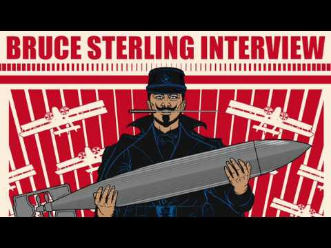 Bruce Sterling Interview