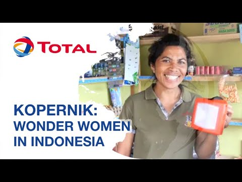 Kopernik's Wonder Women initiative: expanding energy access in Indonesia | Total
