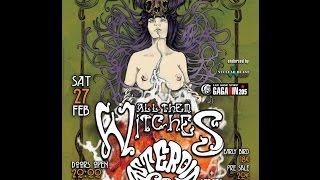 All Them Witches - (Full Set) @ Gagarin205, Athens 27/02/2016