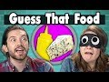 GUESS THAT FOOD CHALLENGE! #3 | People V