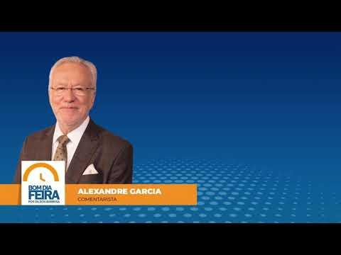 Comentário de Alexandre Garcia para o Bom Dia Feira - 14 de outubro de 2021
