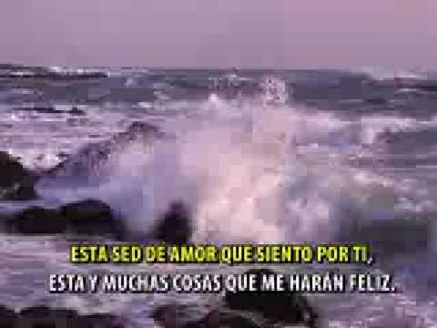 Maricela Puicon - Sed De  Amor (KARAOKE 2)