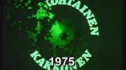 Ajankohtainen Kakkonen -tunnus vuodesta 1969 alkaen