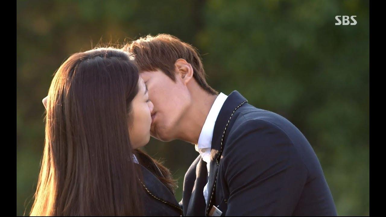 Download 'Ecstasy' Lee Min Ho, Park Shin Hye silenced the kiss (heirs 9)