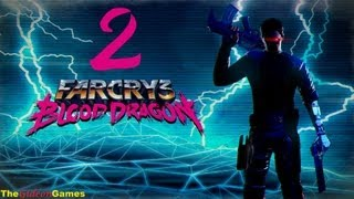 Прохождение Far Cry 3: Blood Dragon [HD] - Часть 2 (Какие-то неправильные тут драконы)
