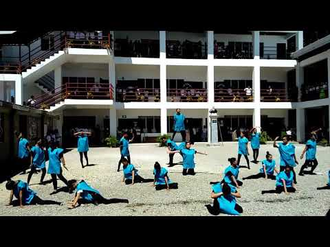MASDAN MO ANG KAPALIGIRAN INTERPRETATIVE DANCE CHAMPION 2017 CHOREOGRAPHER FERDINAND EDILLO