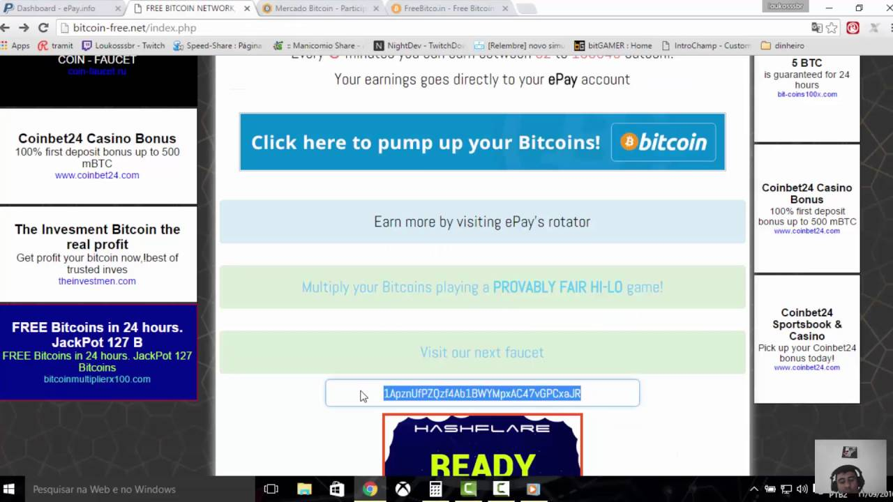 free bitcoin spinner apk all version