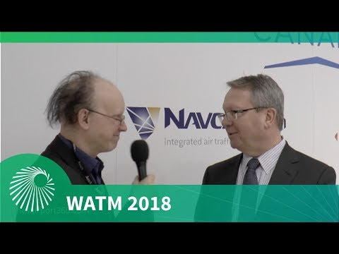 WATM 2018: NAV CANADA (CHIP) moving to cloud and enterprise wide capabilities