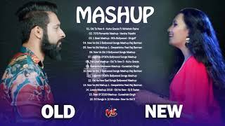 Old Vs New Bollywood Mashup Song 2020 -Old To New 4- Top Hindi songs 2020 Latest Indian Remix Mashup