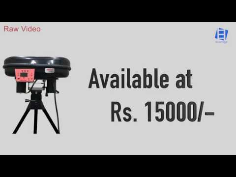 Very Low Cost Cricket Bowling Machine - Leverage IWinner