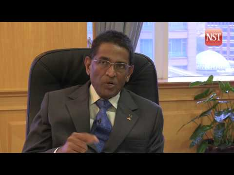 Interview with Datuk Seri Dr S Subramaniam