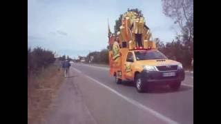 [ VLOG 3 ] caravane du tour 2016