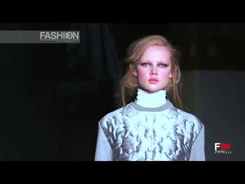 """HOUSE OF HOLLAND"" Full Show HD London Fashion Week Fall Winter 2014 2015 by Fashion Channel"