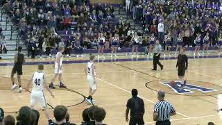 Anacortes High School Live: Varsity Boys Basketball v. Cedarcrest 12/3/19