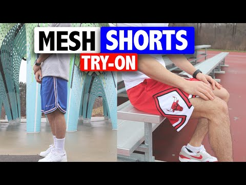 HOW TO STYLE - Basketball Shorts (outfit Ideas)