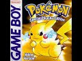 Pokemon Yellow Journey to Vermilion City