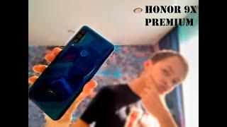 Обзор на HONOR 9X Premium/САМЫЙ НЕОБЫЧНЫЙ СМАРТФОН!