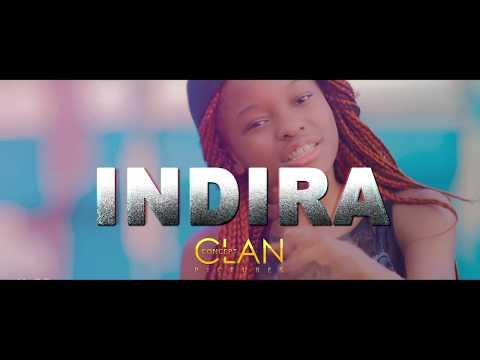 Indira - Tu joues la vie  ( Clip officiel )