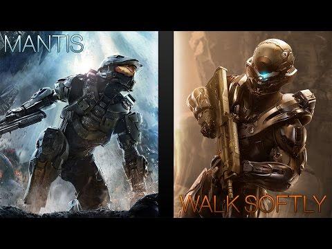 Halo OST Mashup: Mantis(H4) VS Walk Softly(H5:G)